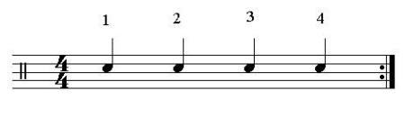 how to count note